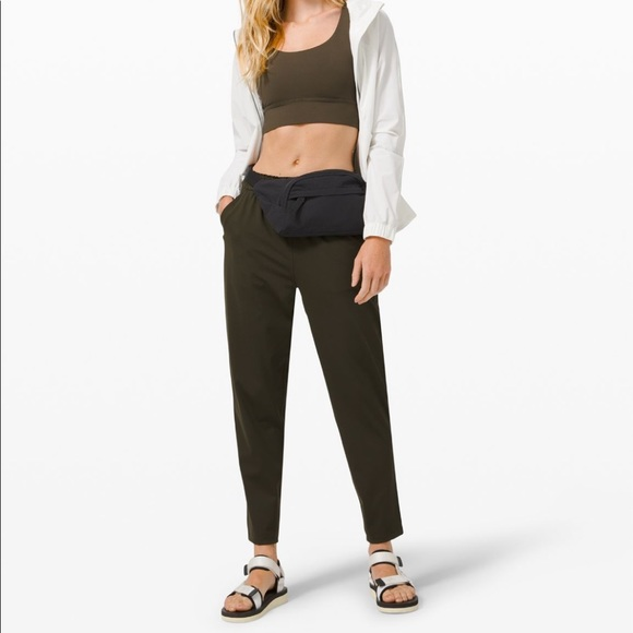 Keep Moving 7/8 Pant High-Rise